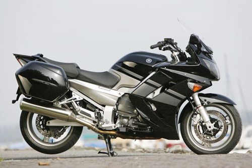 yamaha-fjr-1300-as мотоцикл